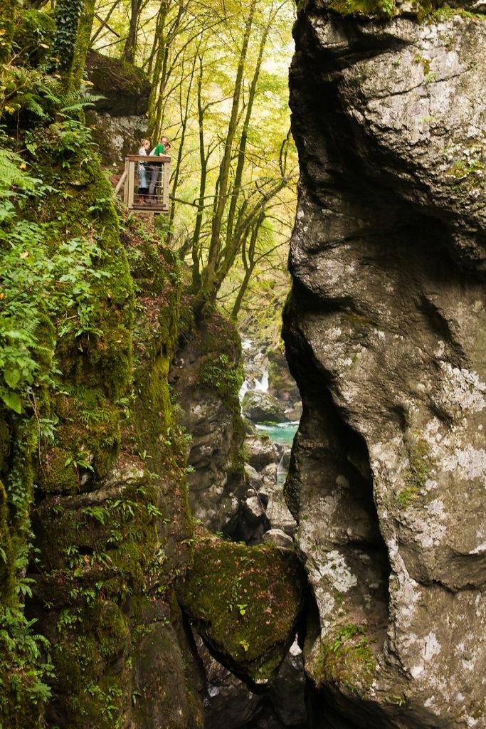 Miljövänlig turism i Slovenien