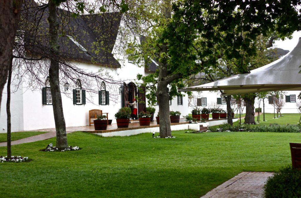 Steenberg hotelltips Kapstaden och Kaphalvön