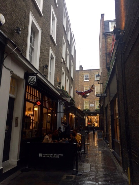 Department of Coffee Carnaby Street London