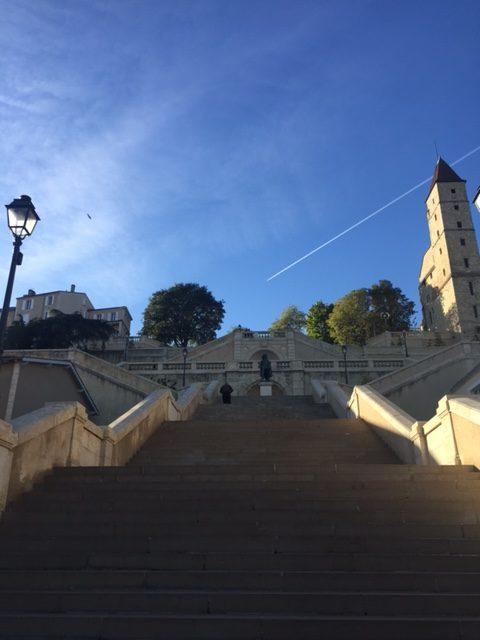 L'Escalier Monumental Auch