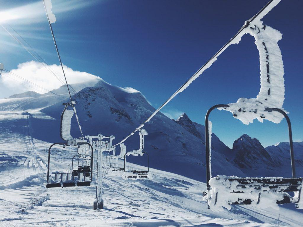 Responsible travel säger nej till konstgjord snö