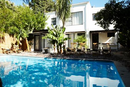 Antrim villa fair trade certifierat hotell Kapstaden