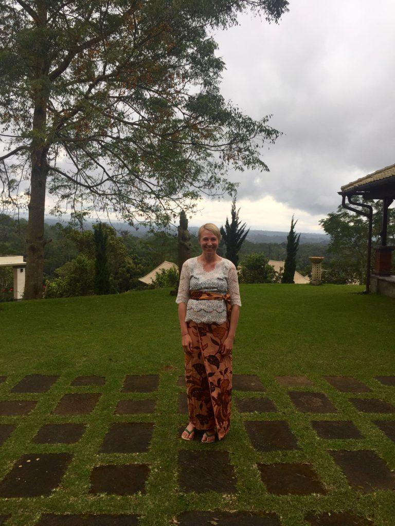 Reningsprocess Bali