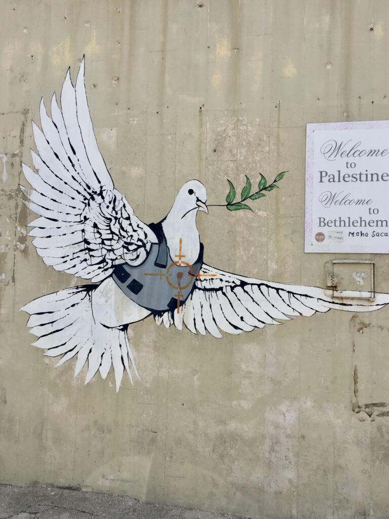 Resa till Israel Palestina Välkommen till Betlehem