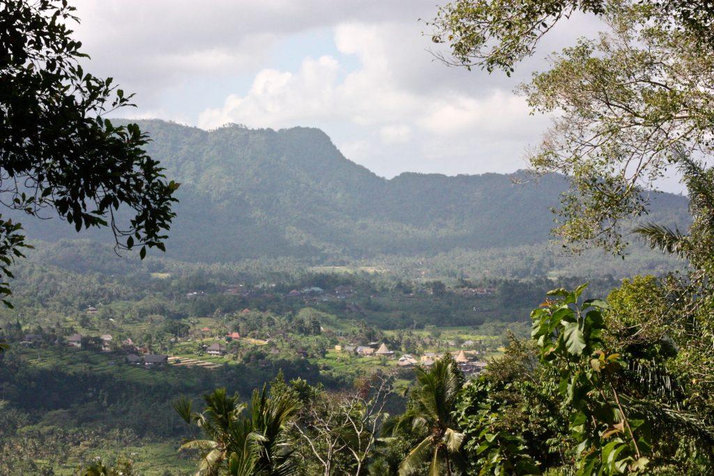 Sidemen ekohotell Bali