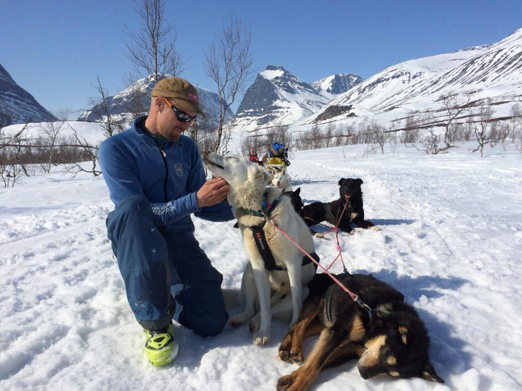 Klimatsmart skidåkning Skitouring Scandinavia