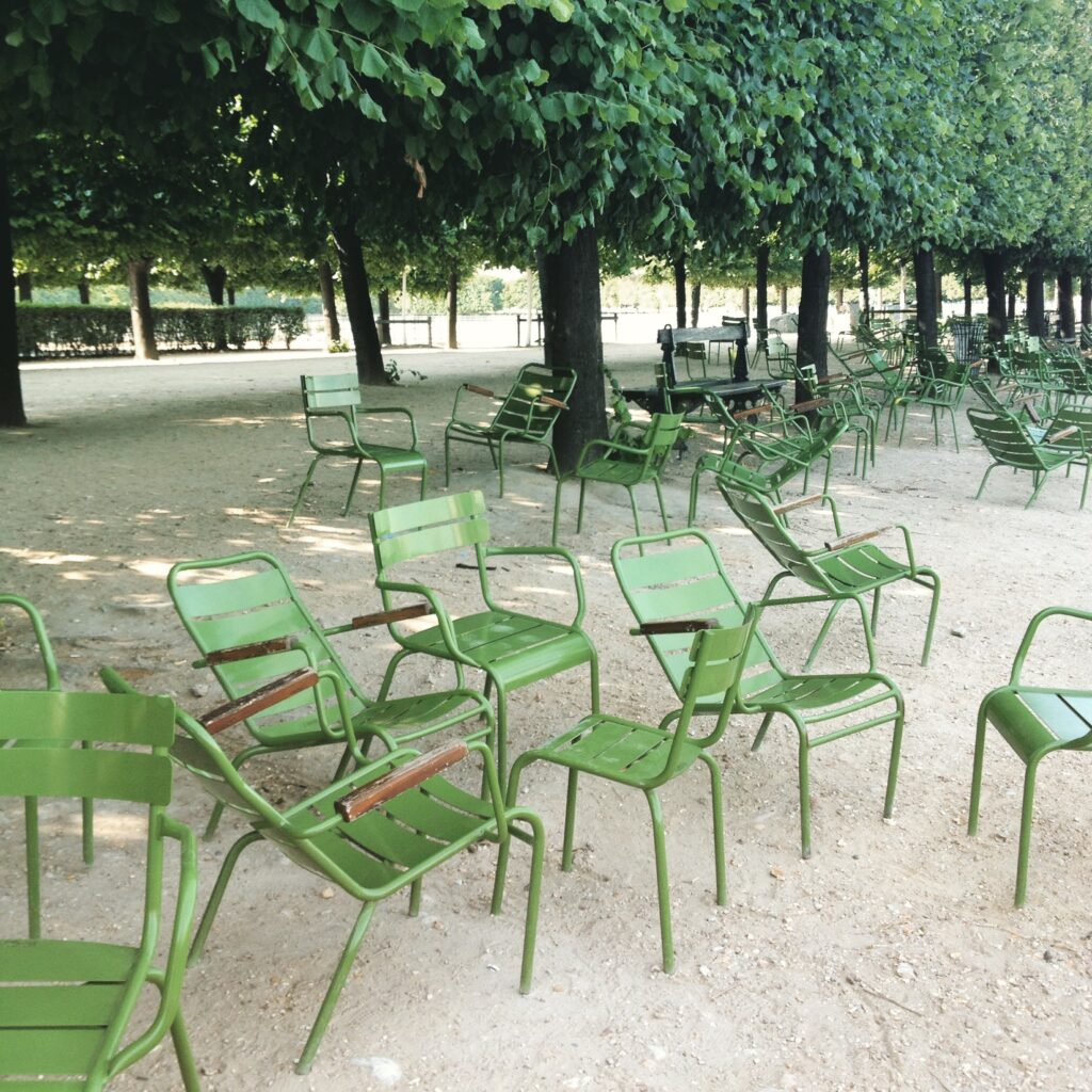 Jardin des Tuileries tips Paris