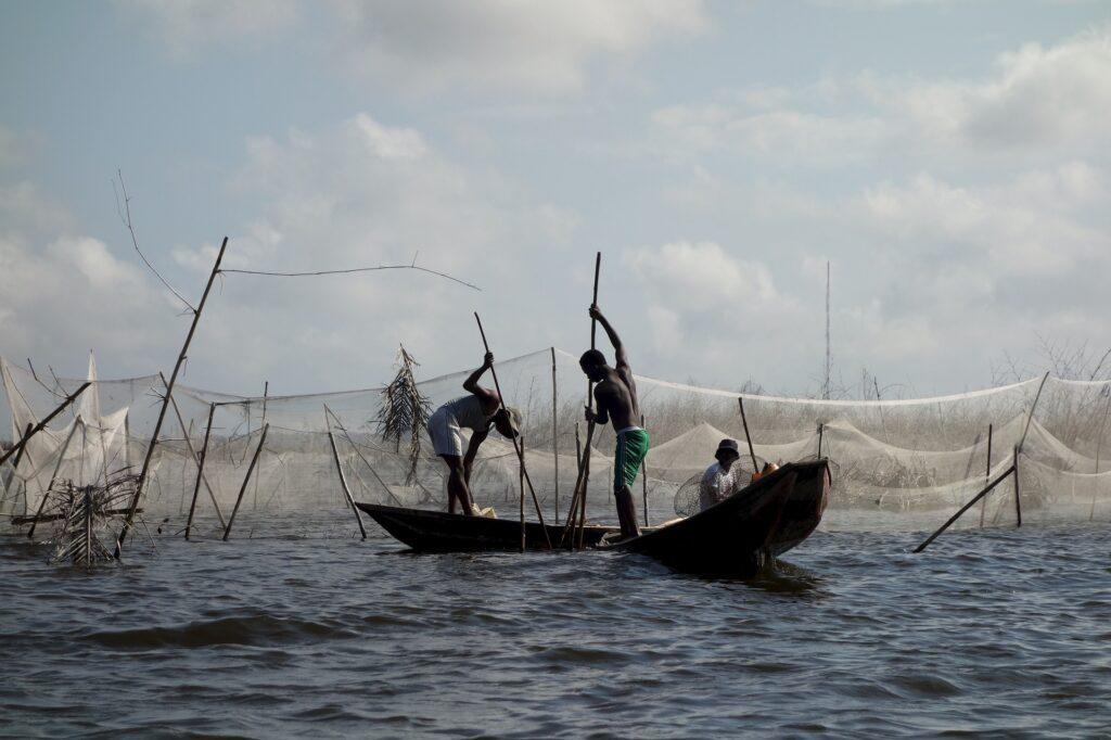 Fiske i Benin