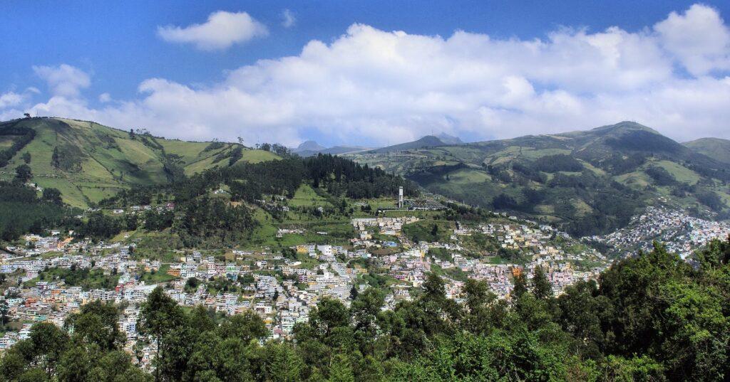Ecuador etiskt resmål