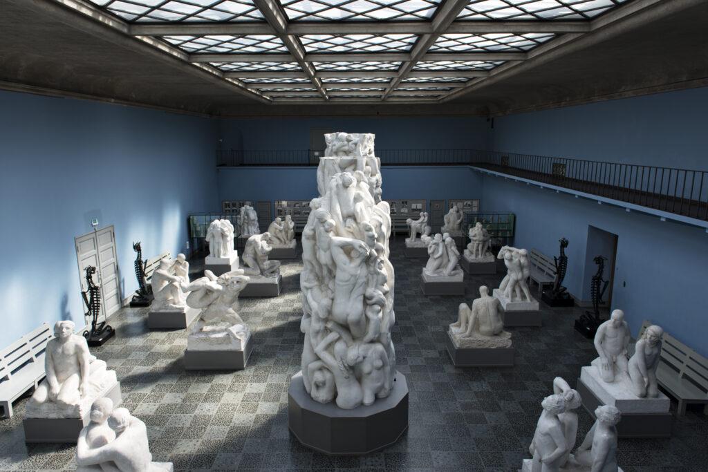 Konst Vigeland museum Oslo
