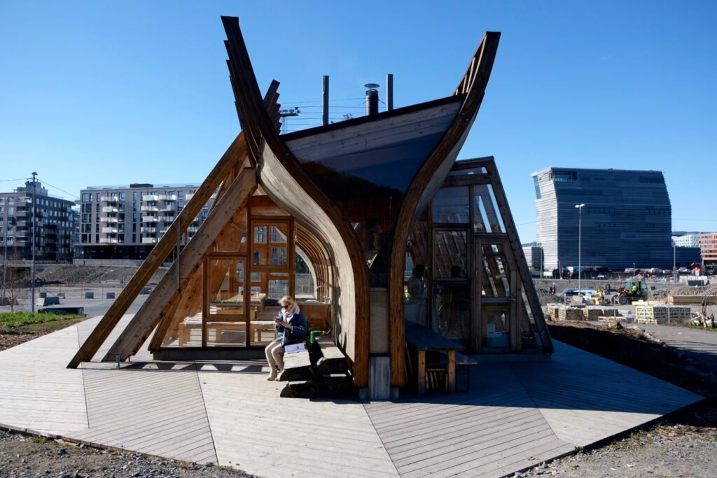 Bakstugan Losaeter Oslo