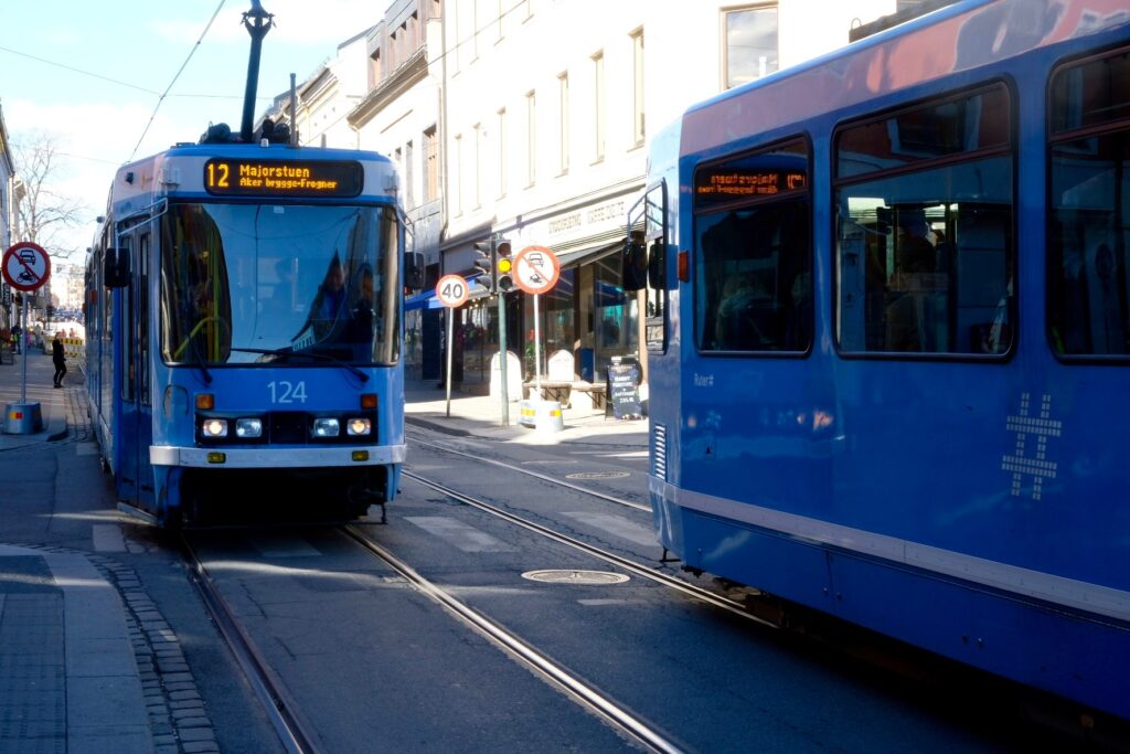 Spårvagnar Oslo
