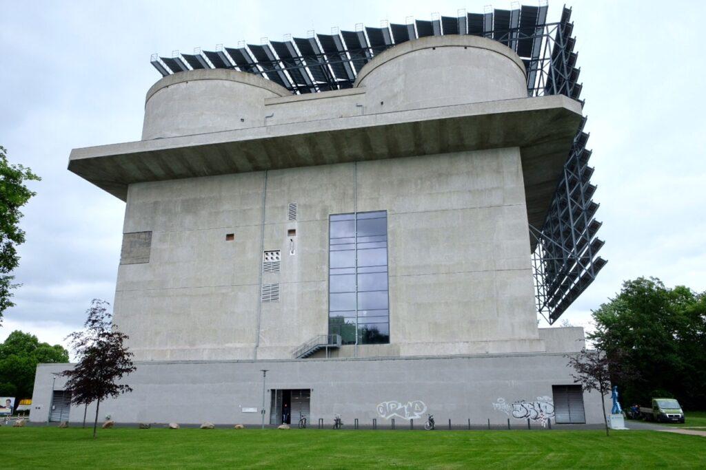 Energiebunger i Wilhelmsburg.
