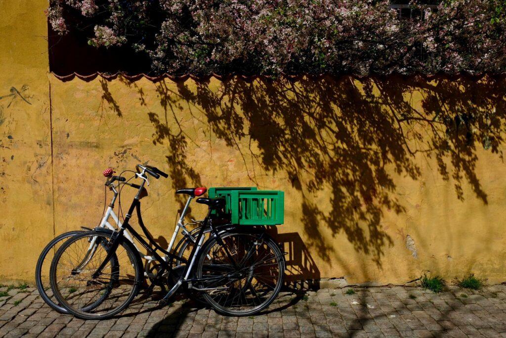 Köpenhamn är en cykelvänlig stad