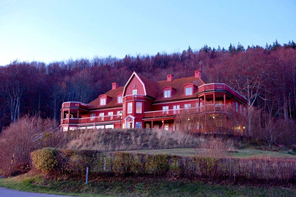 Familjeäventyr på Ombergs turisthotell