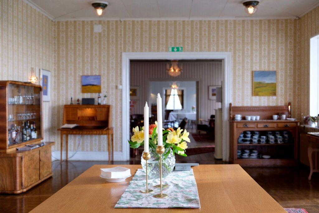 Familjevänligt på Ombergs turisthotell