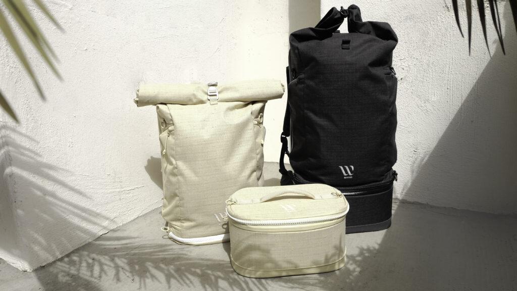 Hållbar ryggsäck från WAYKS