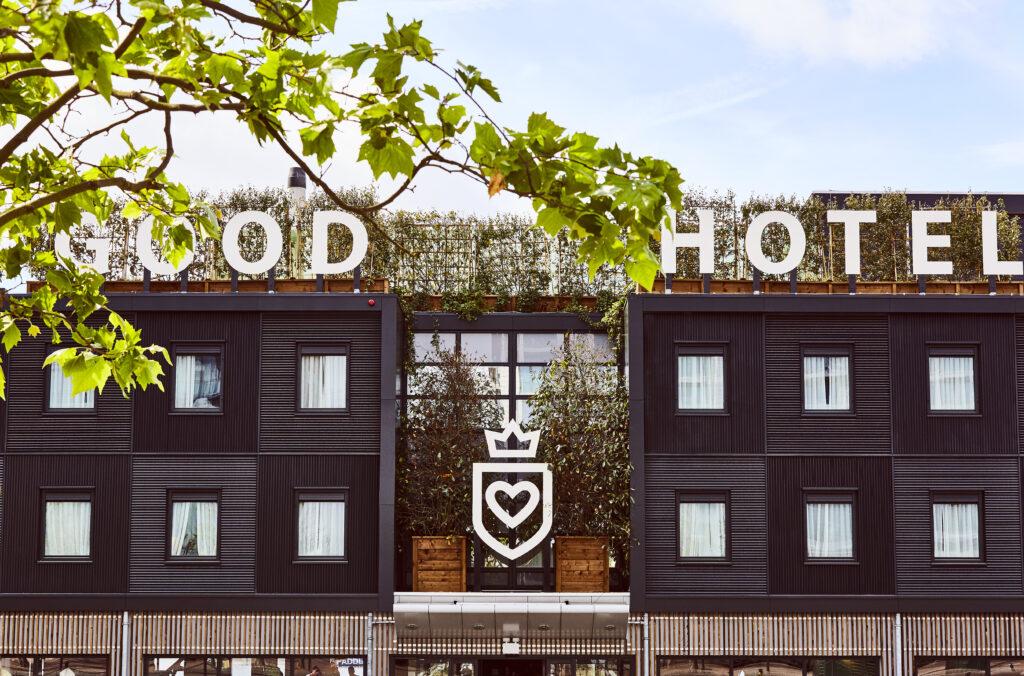 Utsida Good Hotel London