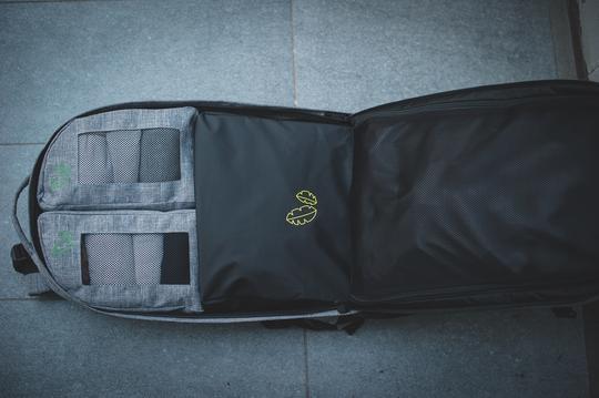 Khmer Explorer backpack