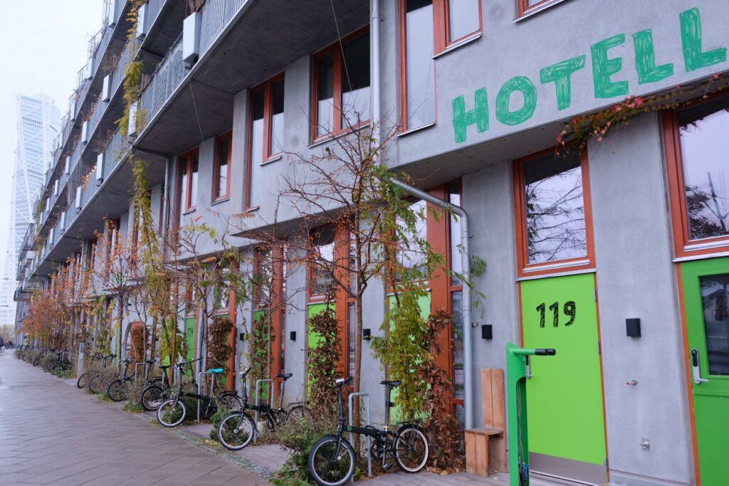Hotelltips Oh boy hotell Malmö
