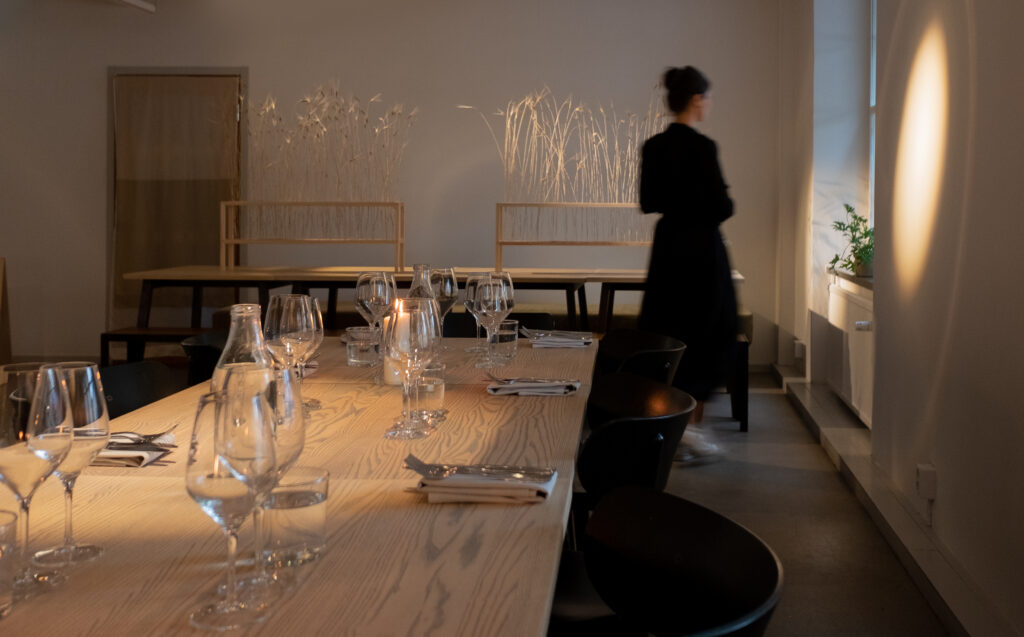 restauranglabbet hållbar lunchrestaurang stockholm