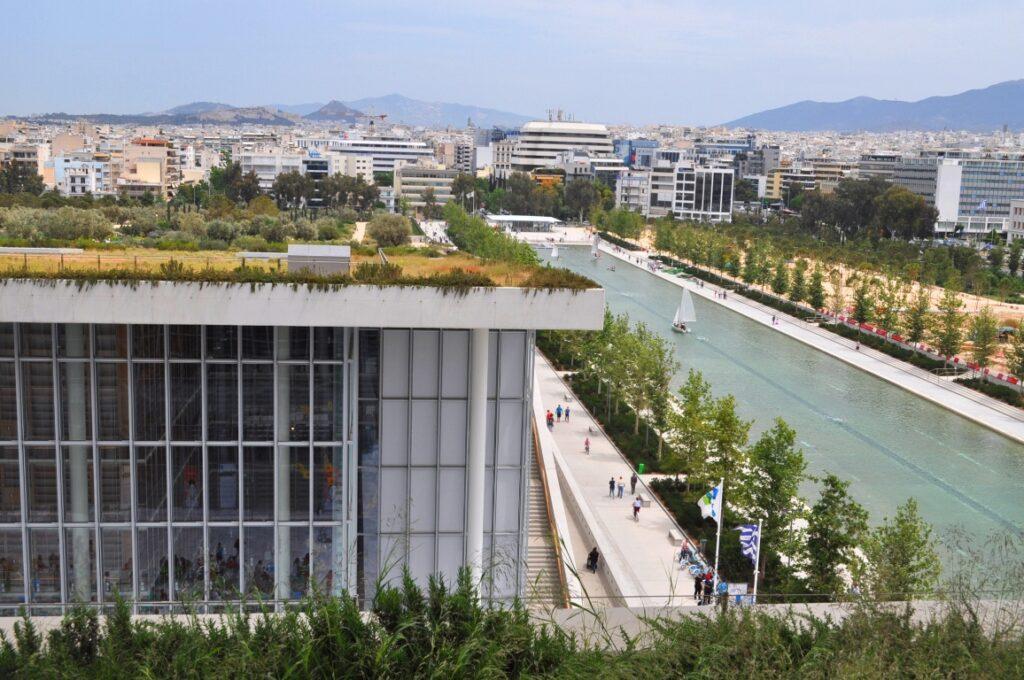 Stavros Niarchos Cultural Center Foundation (SNCCF)