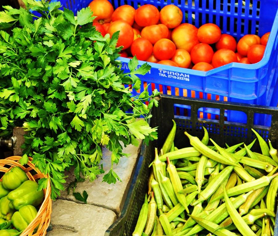 Grekiska grönsaker