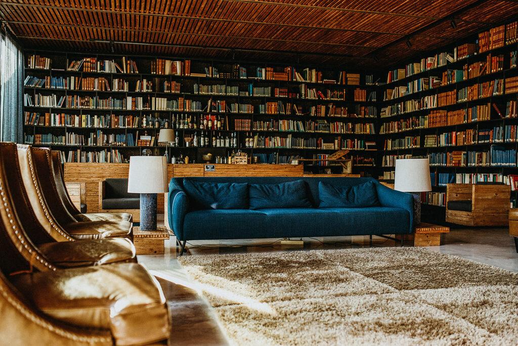 Rio do prado bibliotek