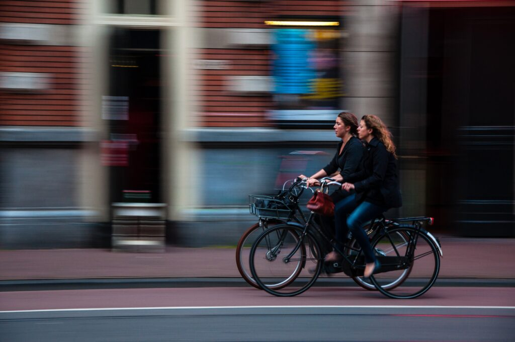Kvinnor hållbart resande Internationella kvinnodagen