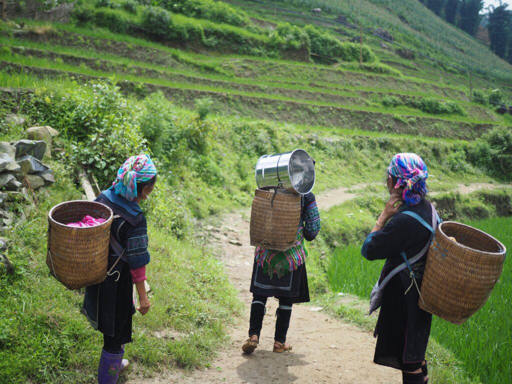Kvinnor och hållbart resande