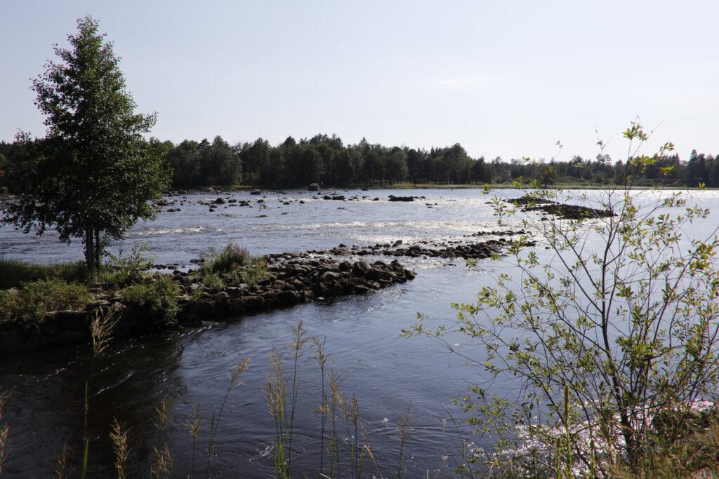 Nationalpark Fjärnebofjärden