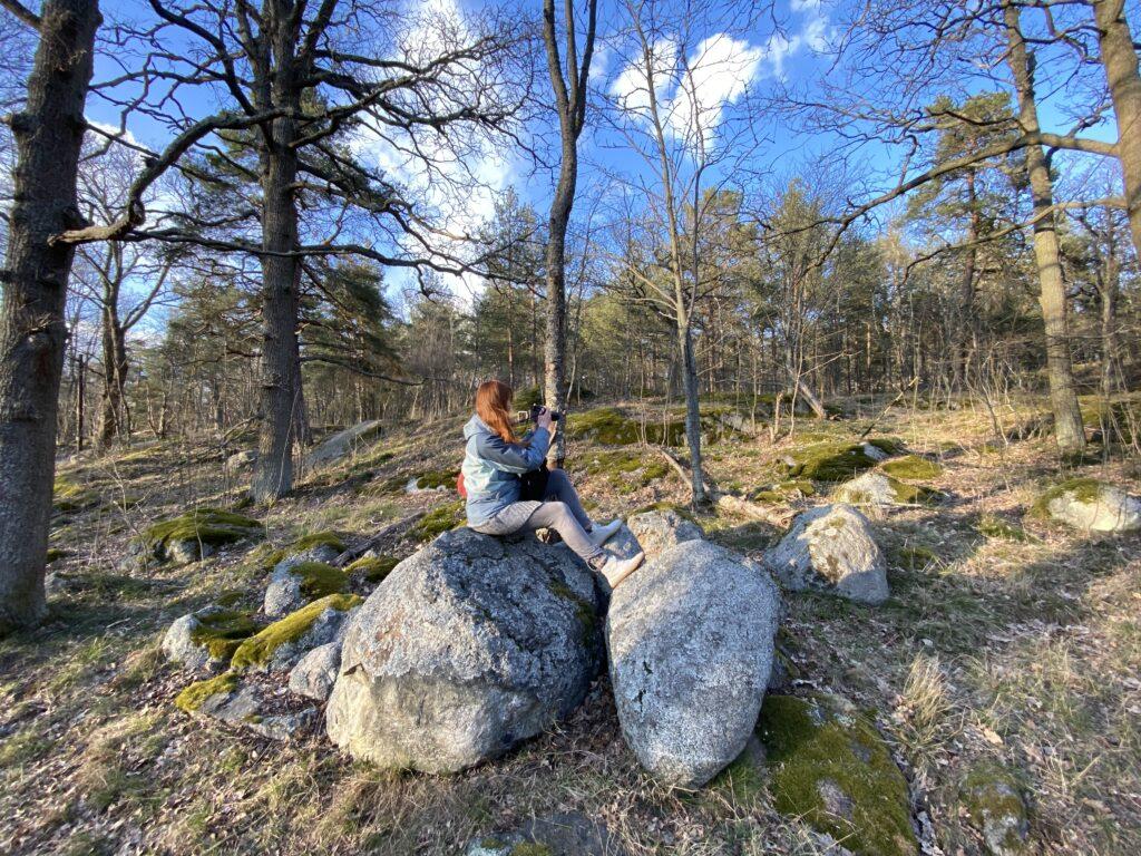 Jenny Djurgårdens ekolyx