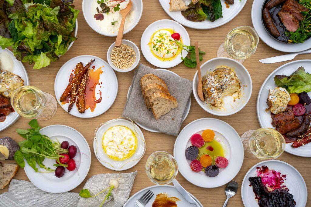 Tre restauranger i Stockholm med fokus på grönsaker