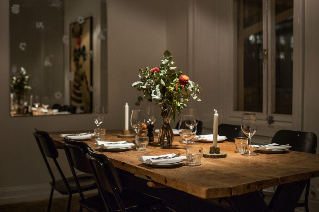 Växthuset vegetarisk restaurang Stockholm