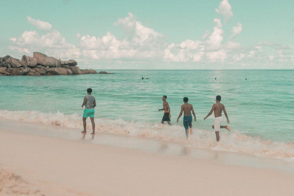 Seychellerna drömdestination lokalbefolkningen