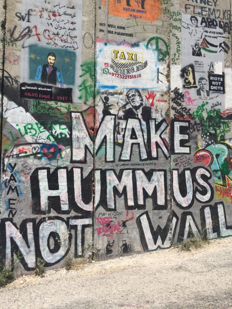 hummus Palestina Tareq Taylors matresa