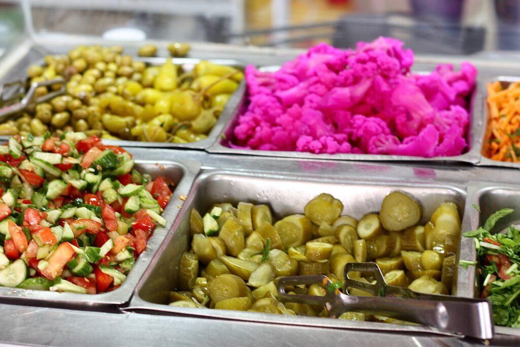 matresa Tareq Taylor grönsaker