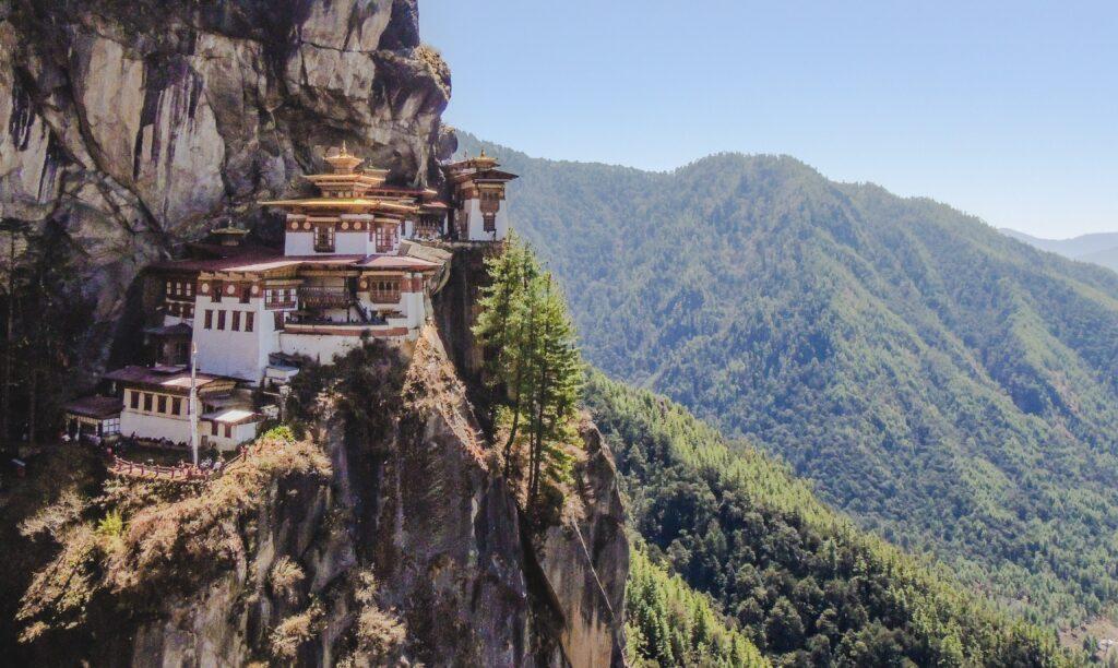 Bhutan destinationerna att ha koll på 2021