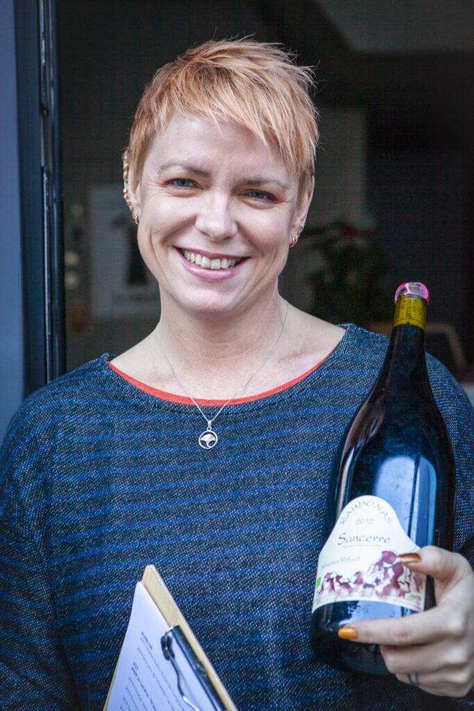 Anna Mellfors Gemla vinbar